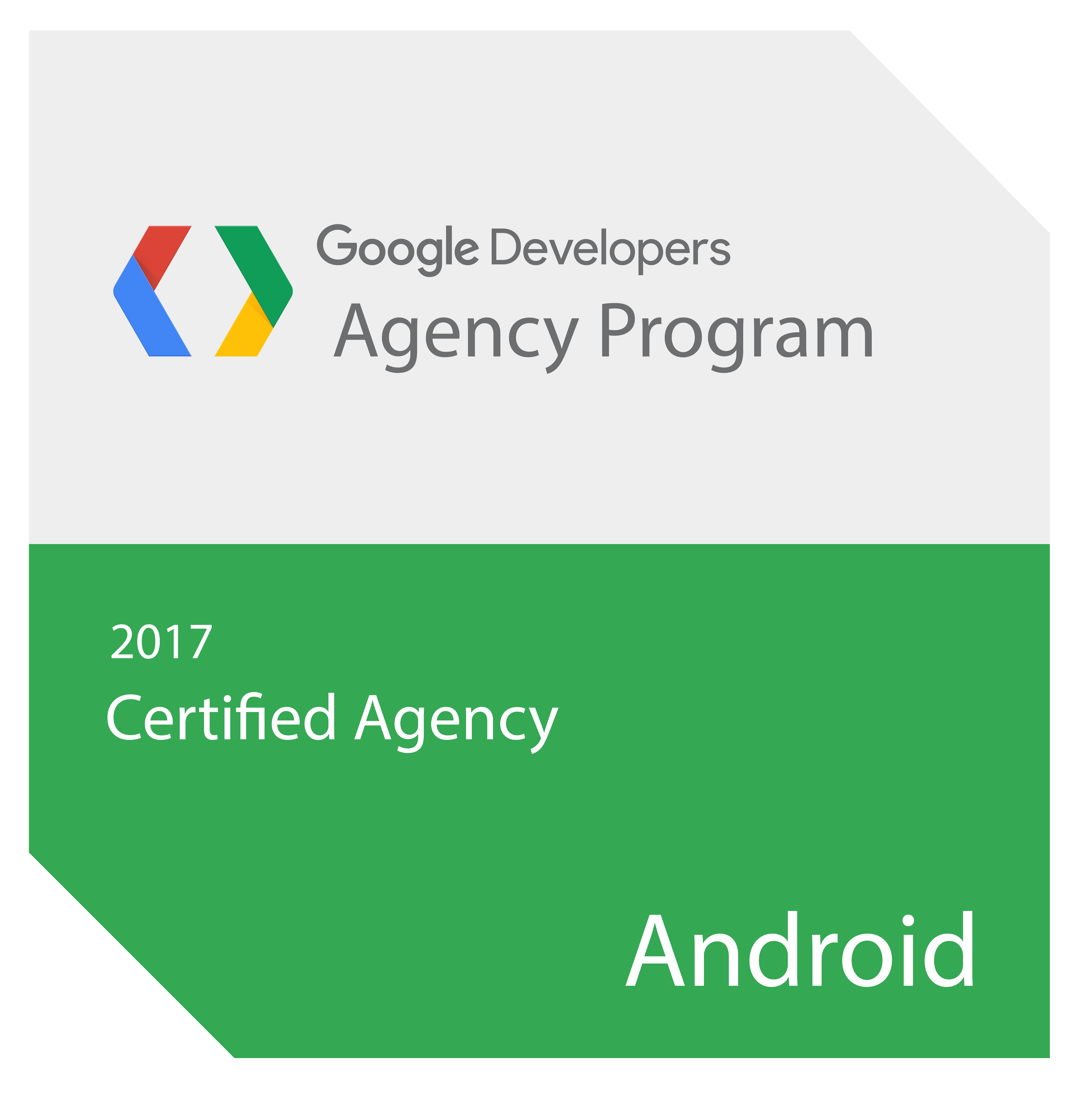 Google Certified Agency!